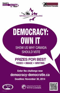 democracy own it